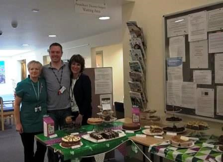 Macmillan Coffee Morning 2017